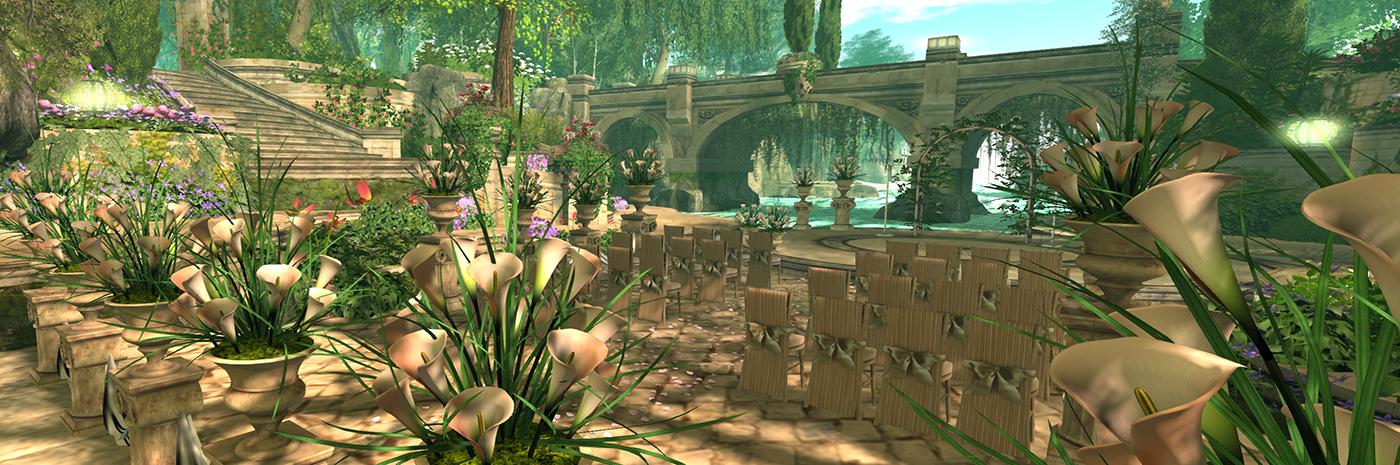 Sunken Garden 02