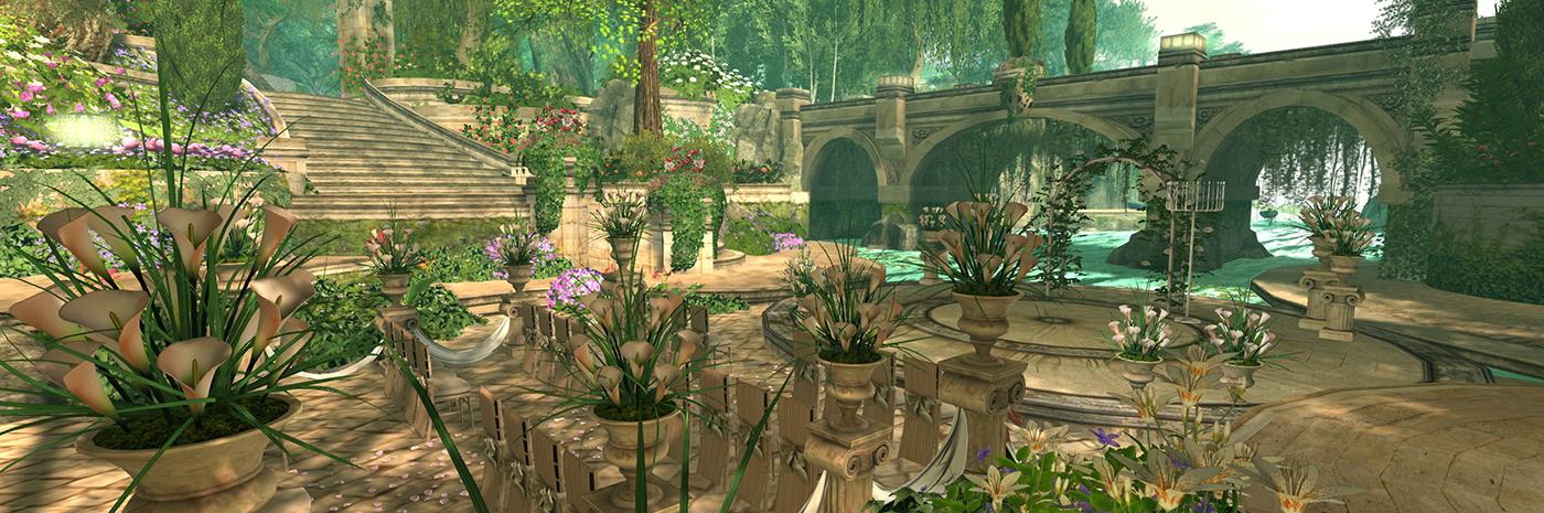 Sunken Garden 04