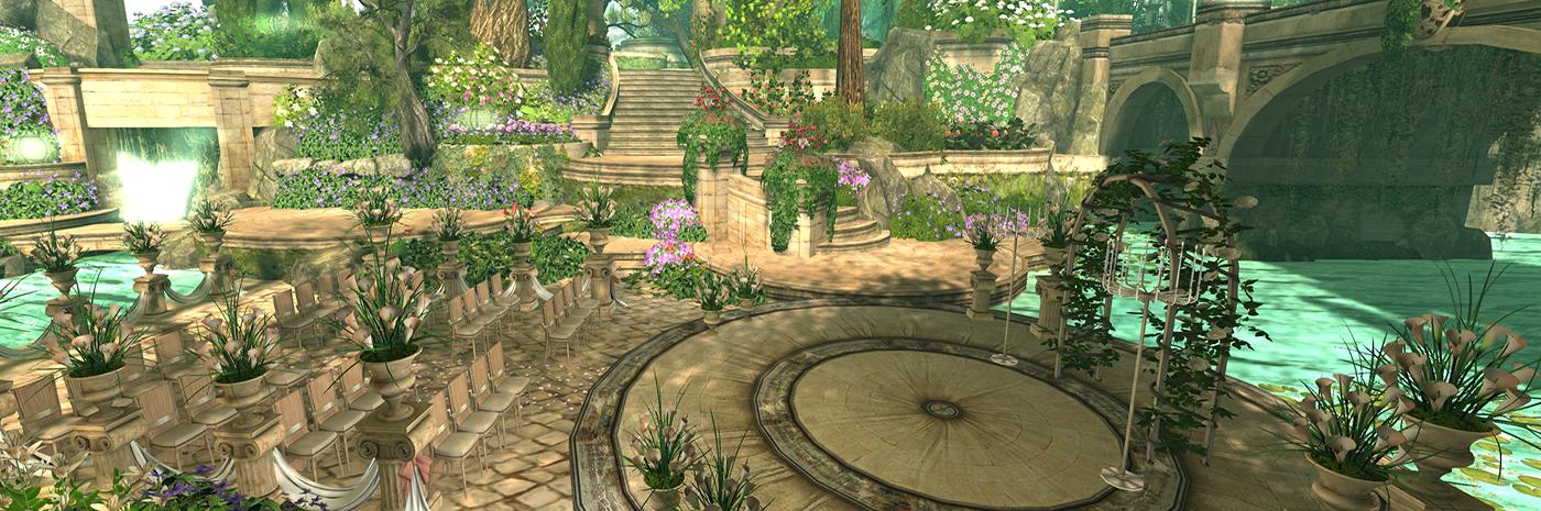 Sunken Garden 05