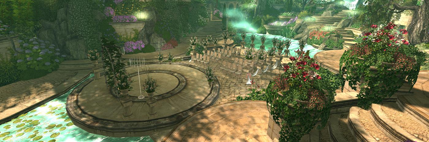 Sunken Garden 09